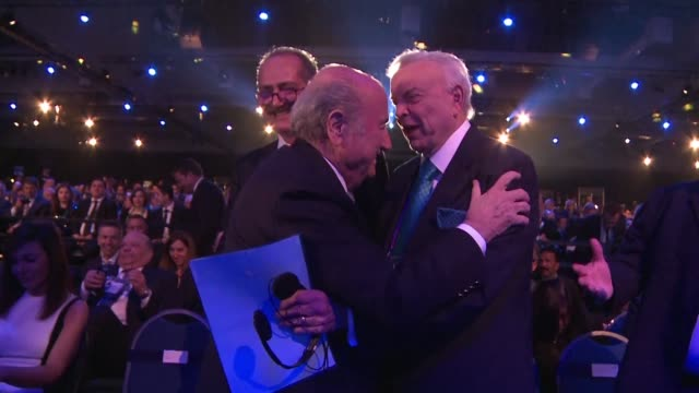 former brazilian football confederation president jose maria marin has agreed to be extradited to the united states in connection with the corruption... - fifa stock videos & royalty-free footage