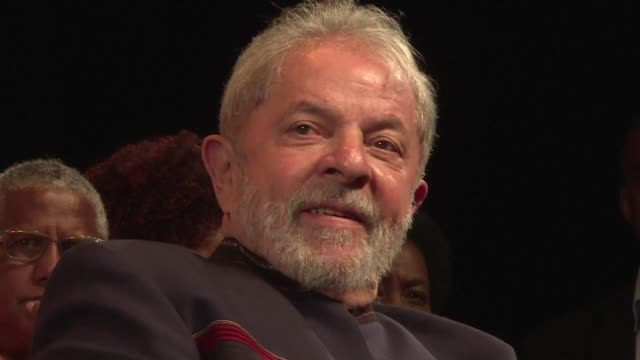 Former Brazilian president Luiz Inacio Lula da Silva tackles what he called lies targeting him a week ahead of a appeal judgment that could decide...