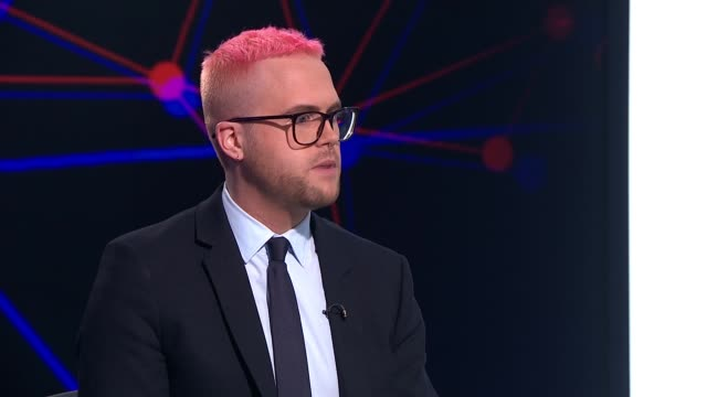 Former Cambridge Analytica CEO Alexander Nix questioned by MPs ENGLAND London GIR INT Christopher Wylie LIVE STUDIO interview SOT