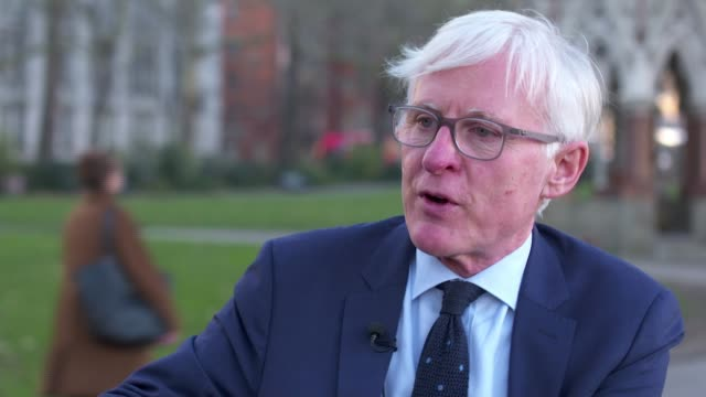 former care minister norman lamb says mental health spending is inadequate england london westminster norman lamb mp care minister 20122015 cutaway... - victoria tower stock videos & royalty-free footage