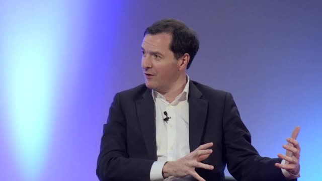 stockvideo's en b-roll-footage met former chancellor george osborne has warned that the conservatives will be out of power for a generation if they cannot win back metropolitan voters.... - audio available