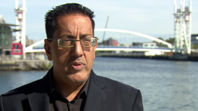 former chief prosecutor nazir afzal saying people like marie mccourt will help change the system after her successful campaign to have 'helen's law'... - verurteilung stock-videos und b-roll-filmmaterial