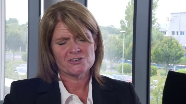 former clifton college teacher jailed for secretly filming pupils int detective inspector andrea kingdon interview sot shots exterior of clifton... - prison education stock videos & royalty-free footage