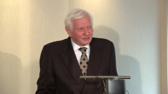former conservative mp harvey proctor denies child murder claims: press conference; harvey proctor press conference question and answer session sot - früherer stock-videos und b-roll-filmmaterial
