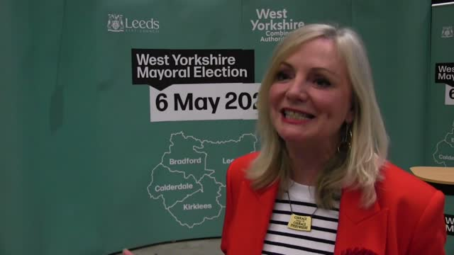 vídeos y material grabado en eventos de stock de former coronation street actress turned labour mp tracy brabin has been elected as the first west yorkshire mayor. ms brabin, who will now stand down... - telenovela