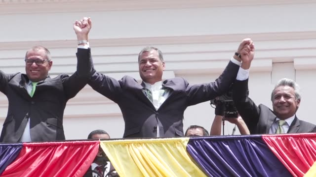 Former Ecuadorian president Rafael Correa is to leave fractured political party Alianza Pais as tensions with former ally and current worst enemy...