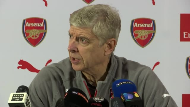 former fa chiefs urge government to restructure 'unrepresentative' organisation hertfordshire london colney int arsene wenger setup shot / press... - politics and government stock videos & royalty-free footage