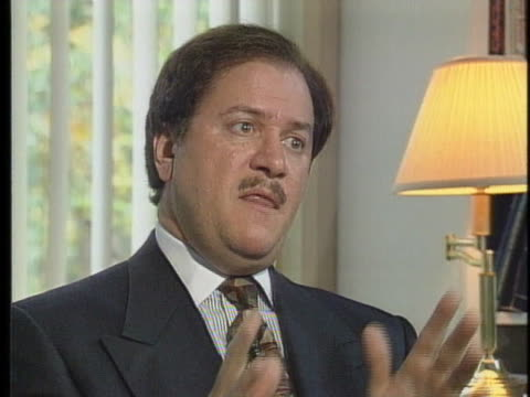former federal prosecutor joseph digenova says that oklahoma city bombing suspect terry nichols may cut a deal by testifying against timothy mcveigh. - terry nichols stock videos & royalty-free footage