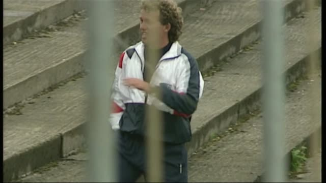 Former football coach Barry Bennell found guilty of sex assaults on young boys DATE Football coach Barry Bennell along on steps in tracksuit Barry...