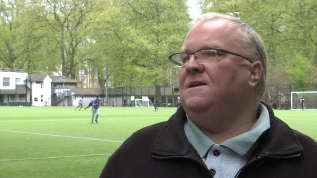 former footballer ugo ehiogu dies of heart attack aged 44; former footballer ugo ehiogu dies of heart attack aged 44; london: tony carroll interview... - früherer stock-videos und b-roll-filmmaterial