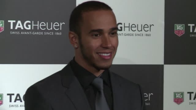 former formula one champion lewis hamilton says he is ?excited? ahead of the japan grand prix this weekend but refuses to comment on his recent... - mercedes benz stock videos & royalty-free footage