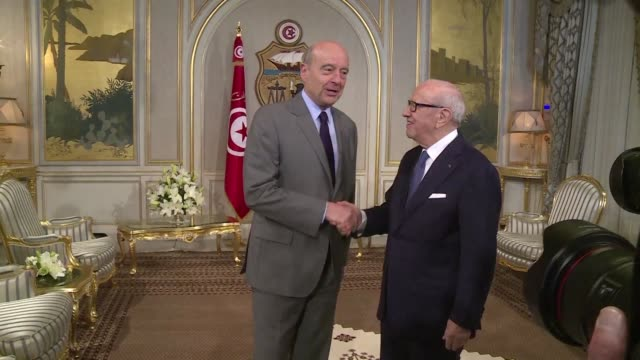 Former French Prime Minister Alain Juppe said after his meeting with Tunisian president Beji Caid Essebsi that much has been done in Tunisia on the...