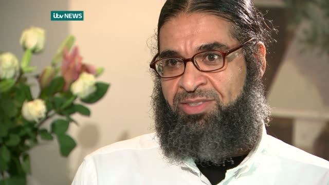 former guantanamo detainee shaker aamer speaks out following his return to uk shaker aamer interview sot it's not just the son it's all of them it's... - shaker aamer stock videos & royalty-free footage