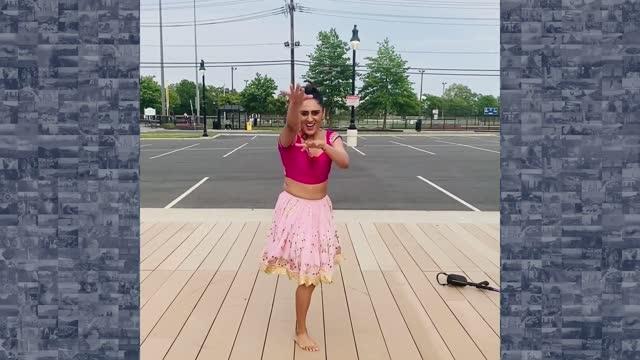 former india's got talent contestant https://www.facebook.com/subhreetkaurghumman subhreet kaur ghumman – a dancer with one leg –... - https stock videos & royalty-free footage