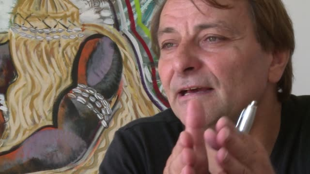 former italian revolutionary cesare battisti convicted of several murders in his country and living in exile in brazil will release his next novel up... - literatur stock-videos und b-roll-filmmaterial