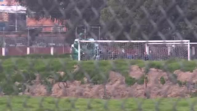 COL: Colombia: Santrich escorted out of prison via helicopter