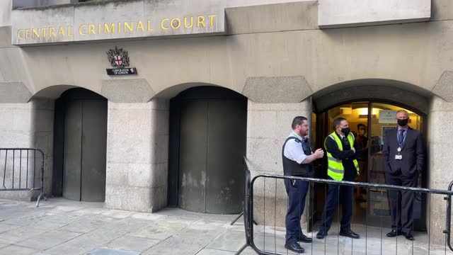former london metropolitan police officer who murdered sarah everard, a 33-year-old woman who went missing in march before being found dead, after... - business person stock videos & royalty-free footage