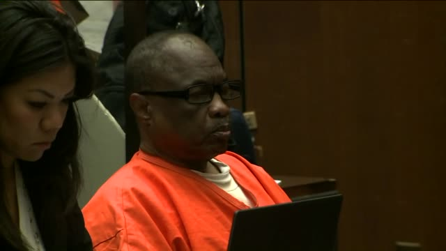 former los angeles garbage collector convicted in the so-called grim sleeper slayings that spanned more than two decades was sentenced to death. - sentencing stock videos & royalty-free footage