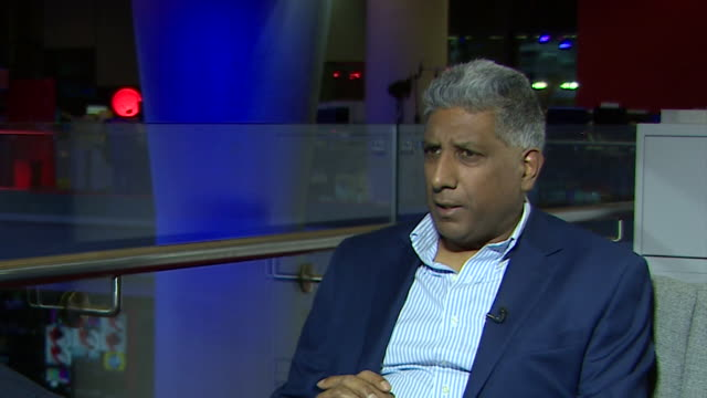 Former Met Police Chief Superintendent Dal Babu saying the decision to revoke Shamima Begum's UK citizenship is a 'kneejerk reaction'