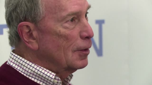 Former New York mayor Michael Bloomberg said Sunday he's giving $18 billion for financial aid at Johns Hopkins University believed to be the largest...