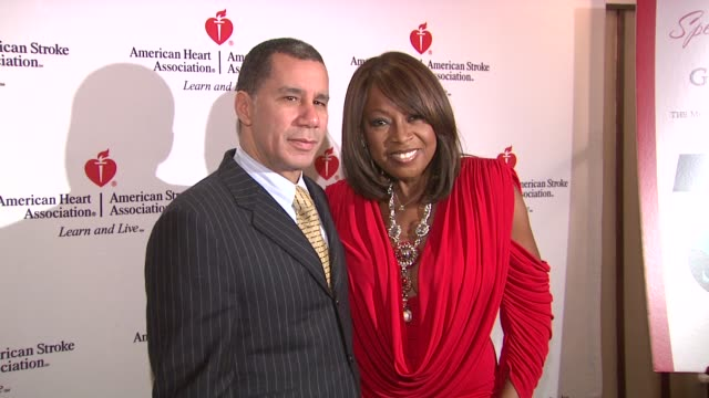 former ny governor david paterson and star jones at the star jones attends 'celebrity apprentice' premiere for american heart association at new york... - star jones stock videos & royalty-free footage