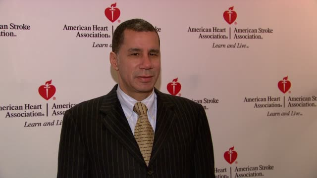 former ny governor david paterson at the star jones attends 'celebrity apprentice' premiere for american heart association at new york ny. - star jones stock videos & royalty-free footage