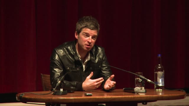 former oasis guitarist and songwriter noel gallagher returned to the music world wednesday with the announcement he had written two solo albums, the... - songwriter stock videos & royalty-free footage