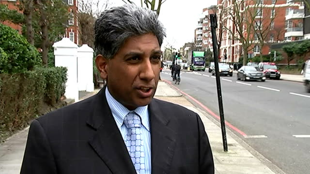 former police officer criticises government strategy to prevent the radicalisation of young people england london ext reporter along with dal babu... - bethnal green stock videos & royalty-free footage