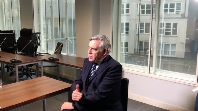 Former prime minister Gordon Brown has described the forced migration of children as a bigger sex abuse scandal than that perpetrated by Jimmy Savile...