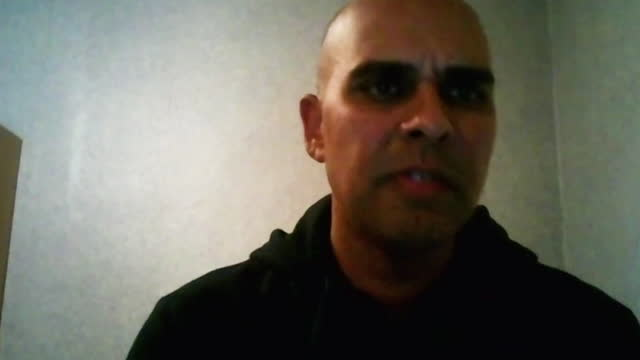 former professional cricketer ismail dawood saying bame officials and coaches are under-represented in english cricket - minority groups stock videos & royalty-free footage