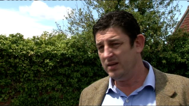 former soldier avoids jail for road rage attack england ext bob paxman interview sot have about 600 people on our books at moment and have not even... - gefängnisausbruch stock-videos und b-roll-filmmaterial