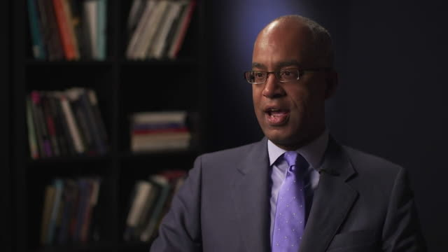 former strategist to george w bush ron christie saying he wonders whether donald trump was sincere in his condemnation of white supremacists in... - überfahren stock-videos und b-roll-filmmaterial