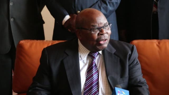 former tanzanian president benjamin mkapa has died age 81 in a hospital in dar es salaam - former stock videos & royalty-free footage