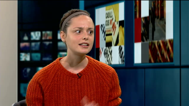 Former teenage model accuses the fashion industry of endorsing anorexia in young girls Wilkin LIVE STUDIO interview SOT