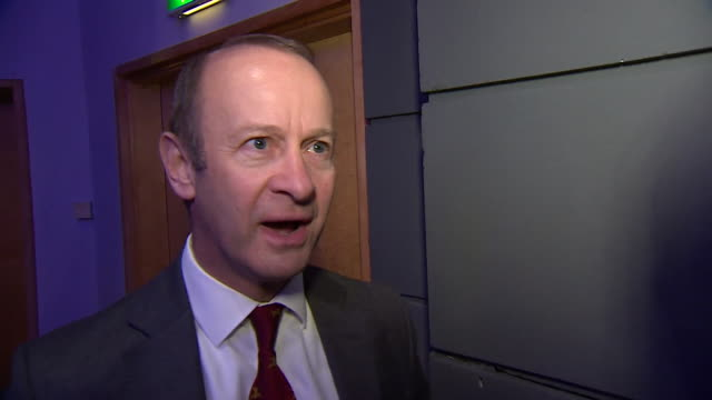 Former UKIP leader Henry Bolton 'takes it on the chin' after losing leadership of UKIP