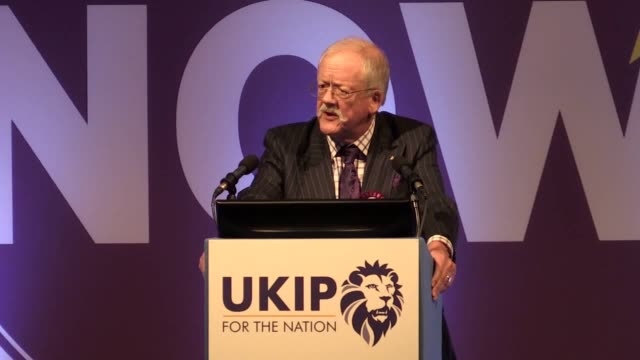 Former UKIP MEP Roger Helmer warns UKIP must not become singleissue party focused on Islam after Brexit He was speaking at the party conference in...