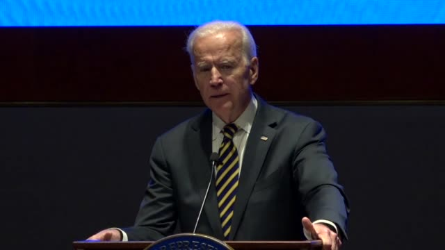 Former Vice President Joe Biden tells House Democrats at an annual issues conference here is the deal the socalled racists who voted against...