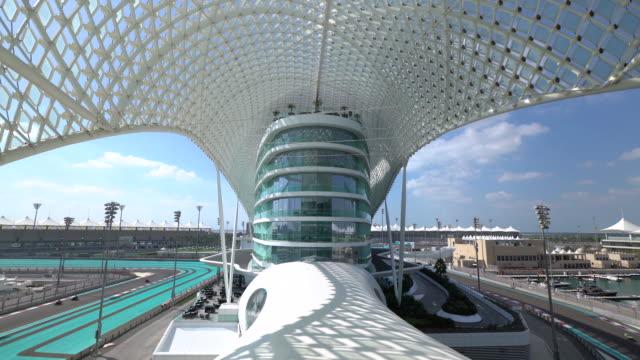 Formula 1 Yas Marina Circuit, Yas Island, Abu Dhabi, United Arab Emirates, UAE