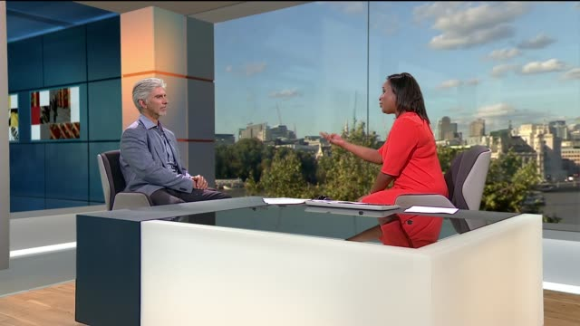 Formula One Damon Hill interview on his autobiography Damon Hill LIVE STUDIO interview SOT