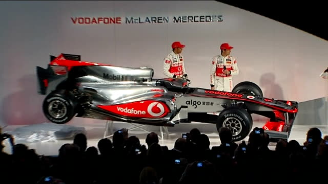 80 Top Mclaren Video Clips and Footage - Getty Images