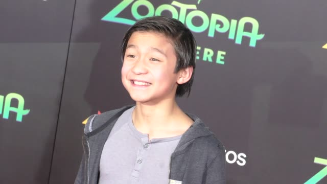 vidéos et rushes de forrest wheeler at the zootopia premiere at el capitan theatre in hollywood at celebrity sightings in los angeles on february 17 2016 in los angeles... - cinéma el capitan
