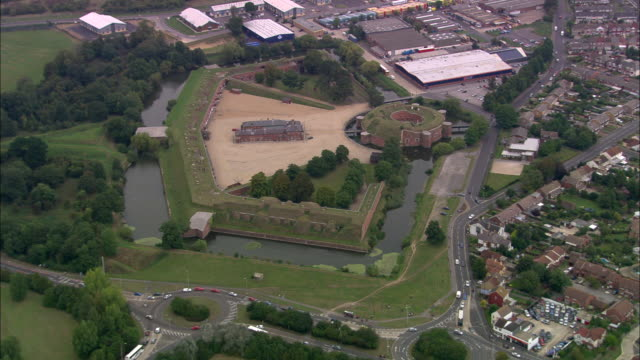 fort brockhurst - gosport stock videos & royalty-free footage