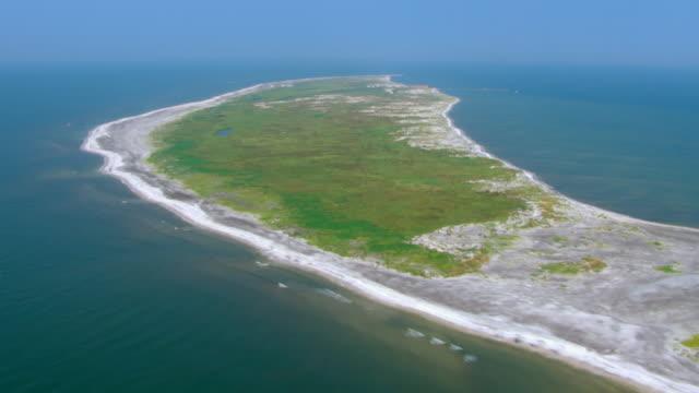 Fort Massachusetts occupies Ship Island.