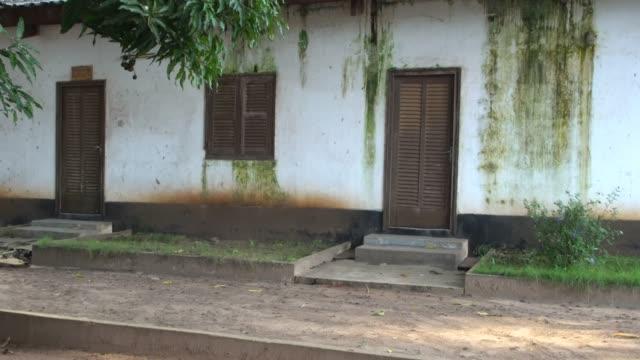 fort of são joão baptista de ajudá in in ouidah benin november 9 2019 the fort of st john the baptist of ouidah is a small restored fort in ouidah... - 1865 stock videos & royalty-free footage