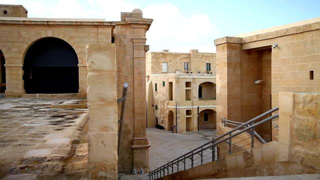 Fort St.Elmo in Malta