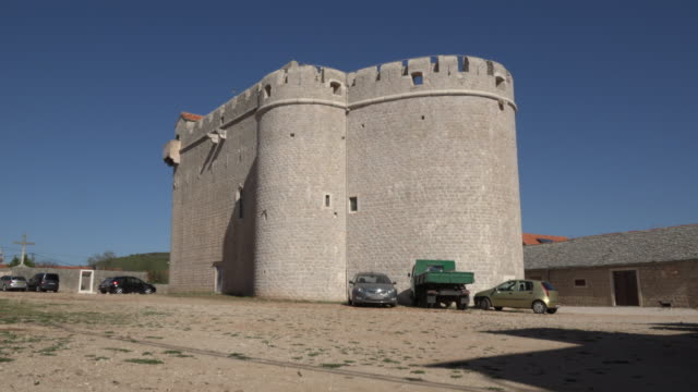Fortress church of St. Mary of Mercy