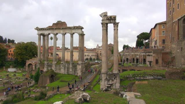 WS HA Forum Romanum / Rome, Latium, Italy