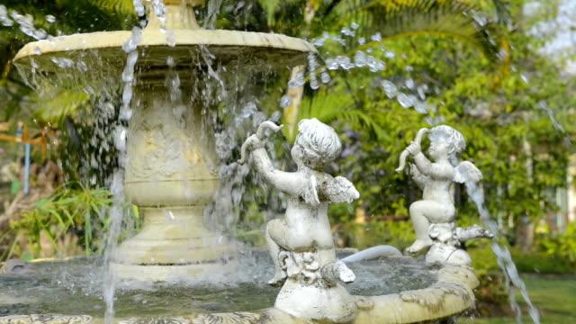 Fountain at the Garden