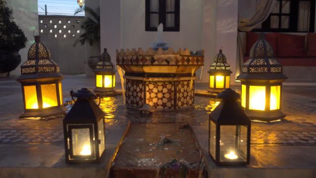 Fountain in morocco
