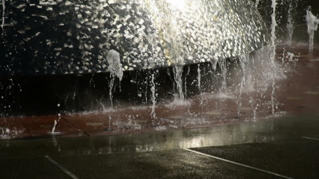 Fountain in Seattle Washington